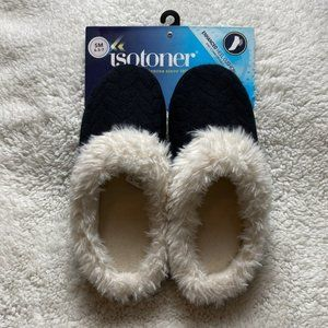 Isotoner Women's Slippers Size Small 6.5-7 NWT